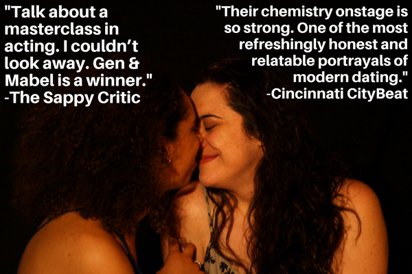 Gen & Mabel Cincy press quotes