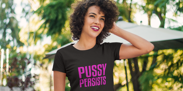 pussy persists tee