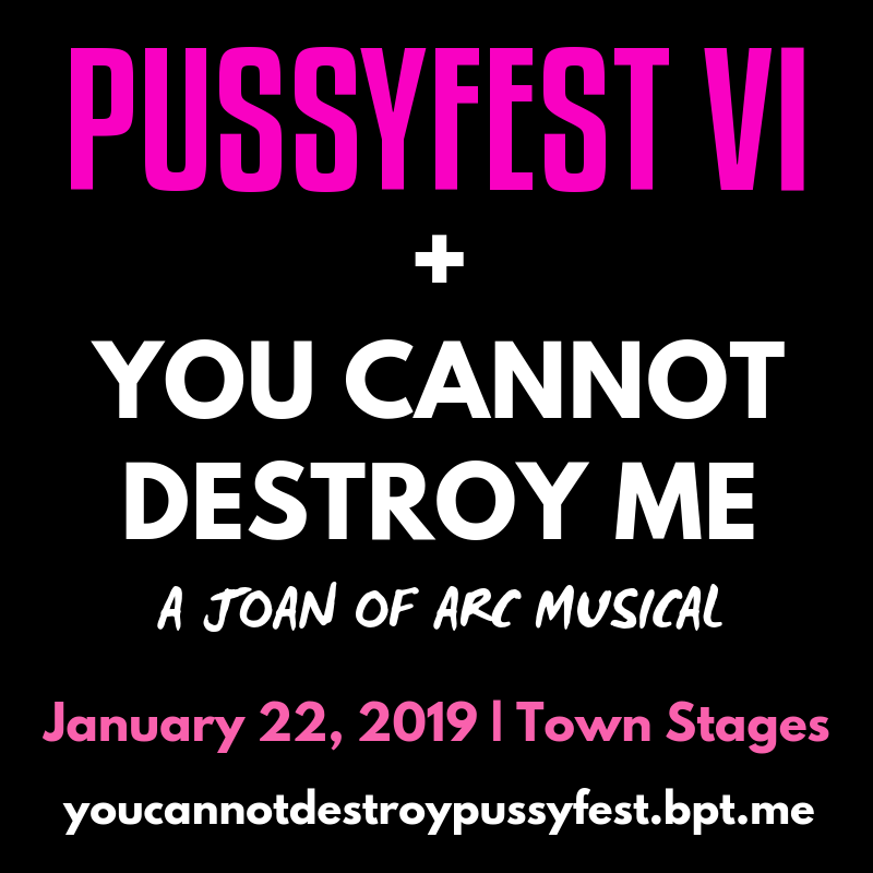 You Cannot Destroy Pussyfest